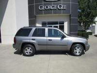 *This 2005 Chevrolet TrailBlazer LS will sell fast