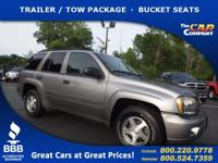 Used 2005 Chevrolet TrailBlazer,  DESIRABLE FEATURES: