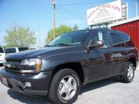 Options Included: This is a really nice Trailblazer LT