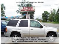 2005 Chevrolet TrailBlazer Price: $8,995 Year: 2005