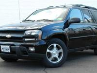 This 2005 Chevrolet TrailBlazer 4dr 4dr 4WD EXT LT 4x4