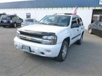 2005 CHEVROLET TrailBlazer SUV 4DR 4WD LS Our Location