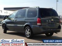 Exterior Color: blue, Body: Minivan, Engine: 3.5L V6