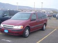 Exterior Color: red, Body: Mini-Van, Fuel: Gasoline,