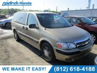 2005 Chevrolet Venture LS FWD 4-Speed Automatic with