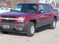 2005 AVALANCHE (RED) 91675 ACTUAL MILES. CLEAN SHOWES