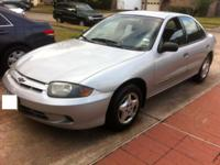 Have a great 2005 Chevrolet Cavalier Sedan 4 door than
