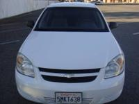 An extremely great economical car, the Chevy Cobalt