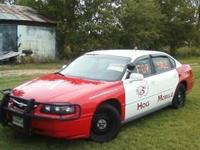 The One And Only Hog Mobile 2005 Chevrolet Impala 4