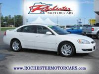 This is a very clean 2005 Chevy Impala with 95,363