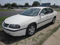 2005 Chevy Impala with only 105,000 miles - automatic,