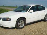 This is super nice 2005 Chevy Impala sedan with 3.4 V6