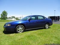 GREAT LOOKING, GREAT DRIVING 05 IMPALA! $4795 OR BEST