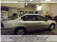 Clean & & well maintained 2005 Chevy Impala with a 3.4