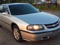 Nice 2005 Chevy Impala , good interior and great