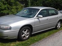 2005 CHEVY IMPALA LS V6*AUTOMATIC*ONLY 54,000 ACTUAL