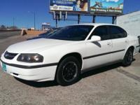 2005 Chevrolet Impala Sedan for sale: 3400 V6 engine