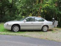 2005 Chevy Impala with V6, Auto Transmission, Power