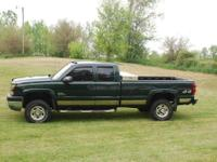 2005, Chevy 3500 , Duramax Diesel, extended Cab Long