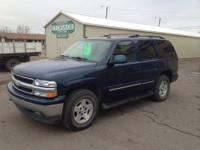 2005 Chevy Tahoe LT 4x4 -$14,995- *5.3L vortec engine