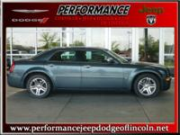 300C trim. Moonroof, Heated Leather Seats, Dual Zone