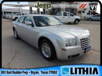 CARFAX 1-Owner. 300 Touring trim. Leather Interior,