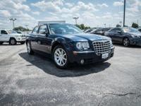 Clean CARFAX. Midnight Blue Pearlcoat 2005 Chrysler