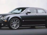 Grand and graceful, this 2005 Chrysler 300 represents a