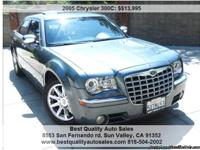 Chrysler 300C HEMI Automatic TEAL GREEN 93350