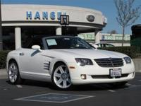 This 2005 Chrysler Crossfire 2dr Limited Convertible