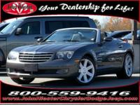 Options Included: N/A2005 Chrysler Crossfire Limited