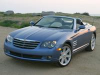 New Price! 2005 Chrysler Grey Crossfire Clean