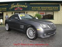 2005 Chrysler CROSSFIRE Two-Door Coupe 2dr Cpe SRT6 Our