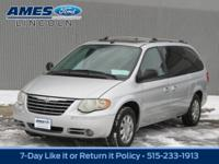 Our 2005 Chrysler Town and Country Limited shown in