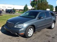 2005 Chrysler Pacifica, 142,203 odometer mileage, VIN#