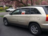 2005 Pacifica Touring AWD 4dr Wagon Edition include: