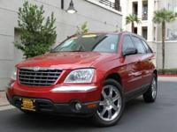 Options:  2005 Chrysler Pacifica Touring Awd 4Dr