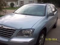 "2005 Chrysler Pacifica Touring ""Loaded""Blue, 127,000"