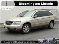 Recent Arrival! 2005 Chrysler Pacifica Touring Tan 4D