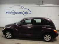 Options Included: N/AThis CarFax certified PT Cruiser