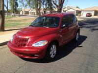 TITLES: 2005 CHRYSLER PT CRUISER SPORT WAGON,