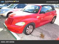 This 2005 Chrysler PT Cruiser is offered to you for