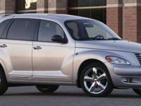 2005 Chrysler PT CruiserOdometer is 4003 miles below