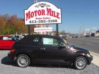 2005 Chrysler PT Cruiser GT 2dr Convertible Automatic