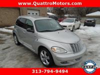 5-spd manual, 2.4L turbo, leather, sunroof. Look at