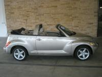Options Included: Aluminum Wheels, Power Sunroof, ABS,