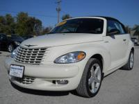 Options Included: N/A2005 Chrysler PT Cruiser