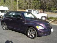 This Chrysler PT Cruiser is in beautiful condition,