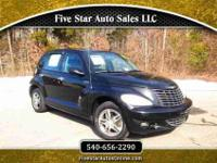 VERY CLEAN AND WELL MAINTAINED 2005 PT CRUISER CLEAN