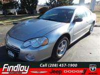 Body Style: Coupe Engine: I4 Exterior Color: Brilliant
